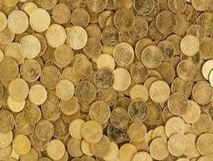 Guldmønter
