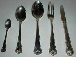 Cohr sølvbestikbestik