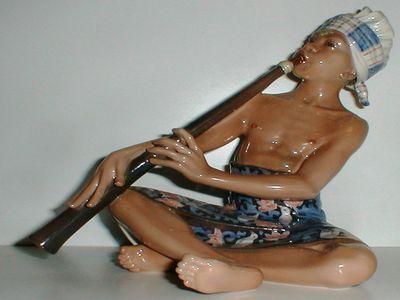 Kongelig porcelænsfigur