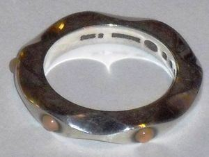Georg Jensen fingerring