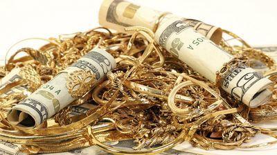 Guld bunke købes