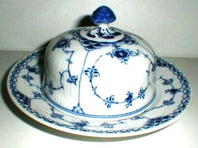 Kongelig Musselmalet porcelæn købes