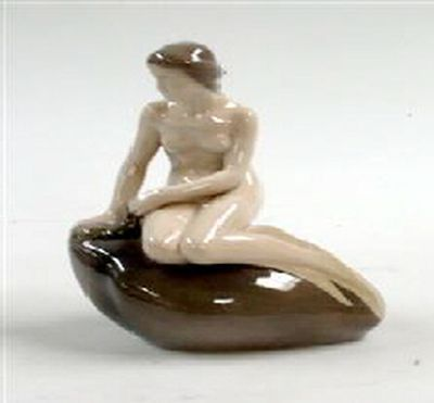 Den lille Havfrue porcelænsfigur